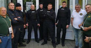 2.Međunarodne policijske sportske igre, Natjecalo se dvjesto policajaca iz 4 države