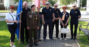 Veterani Vojne policije na Procesiji i misnom slavlju Sv.Josipa u Karlovcu