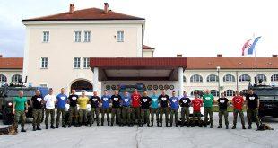 """Humanitarna akcija Pukovnije Vojne policije """"Jak kao Jakov"""""""
