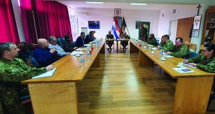 Radni sastanak Vojne policije i MUP-a