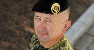 Vojnik i mirotvorac – stožerni narednik Robert Barbir, poznatiji kao Rambo