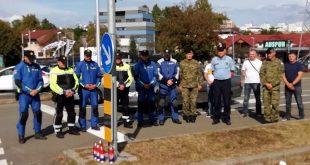 Pripadnici Pukovnije Vojne policije, obilježili prvu godišnjicu tragične pogibije vojnog policajca razvodnika Darka Mujića