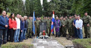 Svečanost u Lori za 73. bojnu vojne policije: 'Sedam pripadnika naše bojne bojne poginulo je tijekom Domovinskog rata, a jedan se vodi kao nestali'