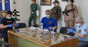 Veterani Vojne policije iz Slavonije i Baranje izrađuju 3D vizire za potrebe KBC Osijek