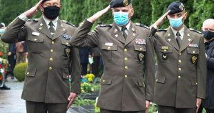 U Vukovaru obilježena 29. obljetnica pogibije generala Blage Zadre i bojnika Alfreda Hilla