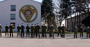 Radni posjet Pukovniji vojne policije