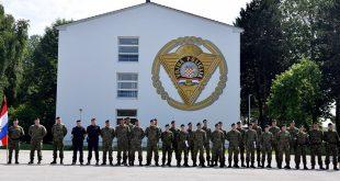 Završio tečaj za OSO VP OS RH u Pukovniji vojne policije